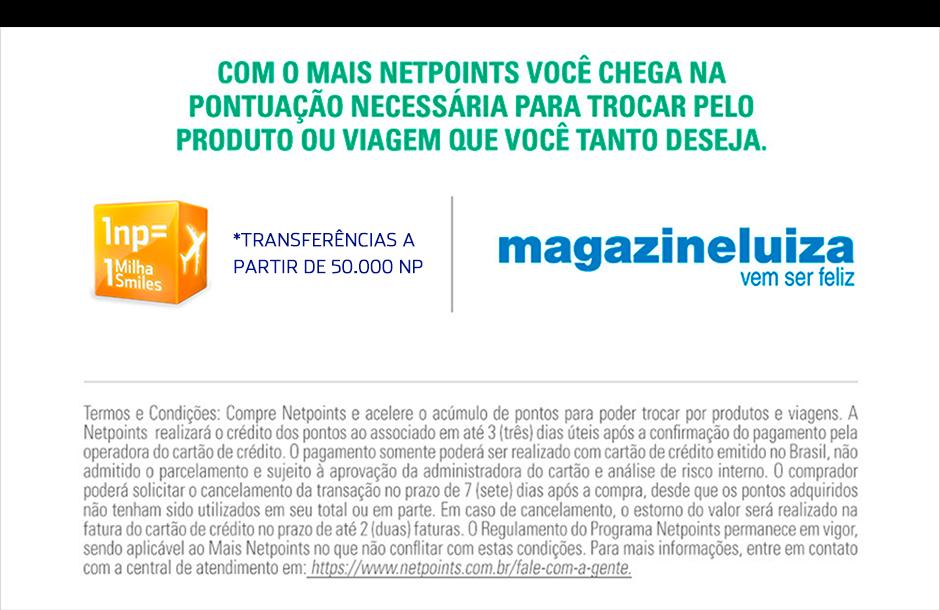 ffee24054 Netpoints - N motivos para ter